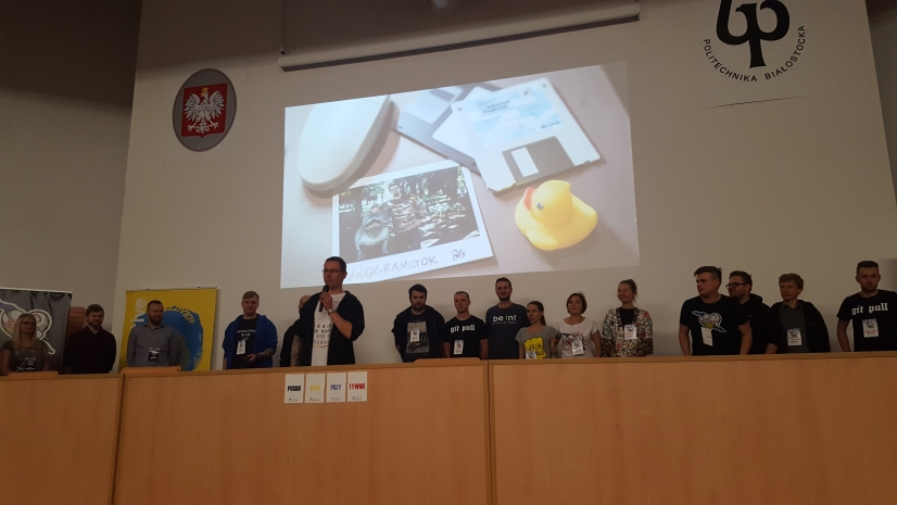 Organizers and speakers