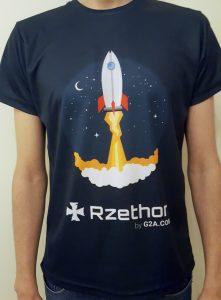 Rzethon T-shirt