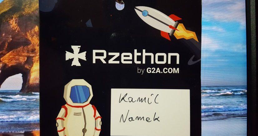 Rzethon 2016 - hackathon by G2A