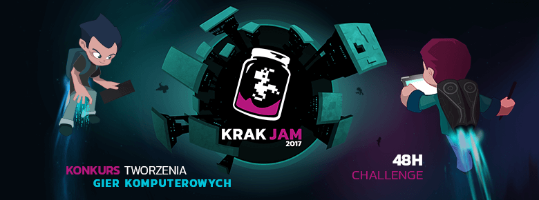 KrakJam 2017 - making game in 48hrs