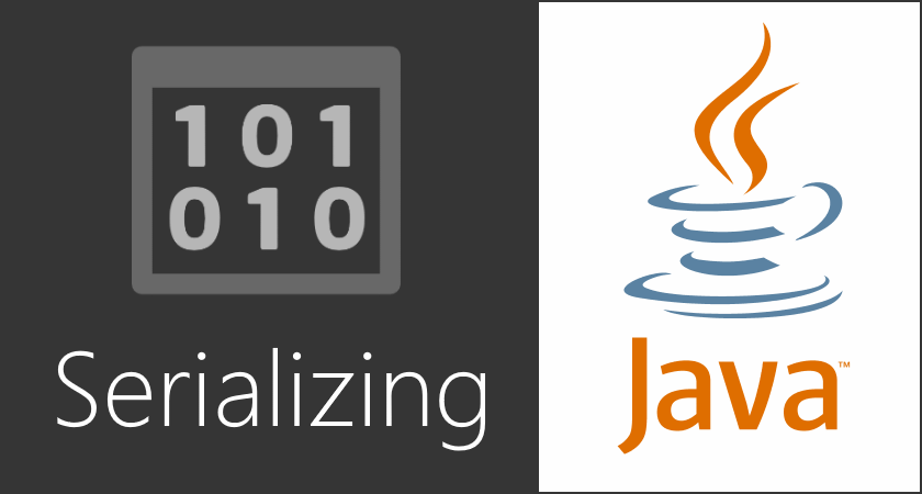 Serializing Java: treat all your fields
